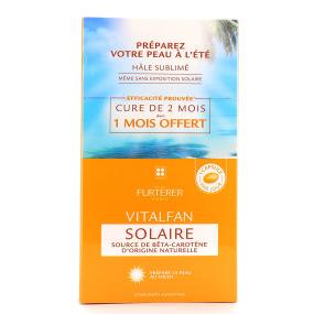 Furterer Vitalfan Solaire Lot 2x 30 capsules