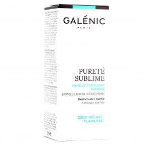 Galénic Pureté Sublime Masque Exfoliant Express