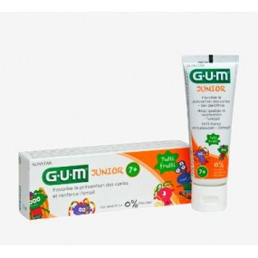 Gel Dentifrice GUM® Junior 7 ans et + en 50 ml