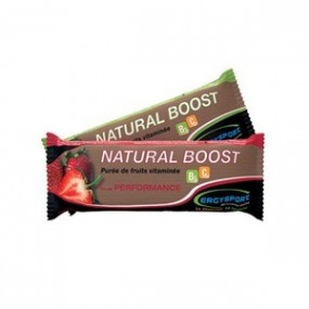 Gel ERGYSPORT Natural Boost poire Stick 30 G
