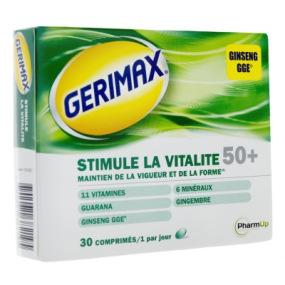 Merck - Gerimax 50+ - 30 comprimés