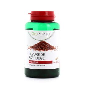 Go Phyto Levure de Riz Rouge Cholestérol