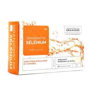 Granions de Sélénium