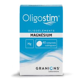 Oligostim Magnésium 40 comprimés