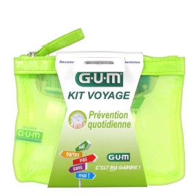 Gum Kit voyage Prévention Quotidienne