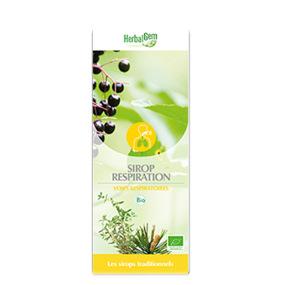 HerbalGem Sirop respiration Voies respiratoires 250ml