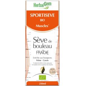 Herbalgem Sportiseve BIO Muscles