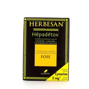 Herbesan Hépadétox Foie