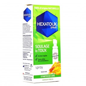 Hexatoux Spray 30 ml