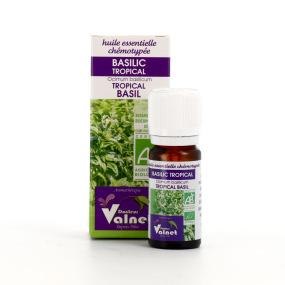 Huile Essentielle de Basilic tropical Valnet 10 ml