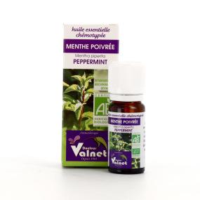 Huile Essentielle de Menthe poivrée Valnet 10 ml