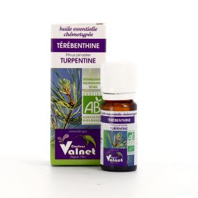 Huile Essentielle de Térébenthine Valnet 10 ml