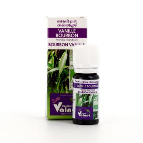 Huile Essentielle de Vanille Bourbon (extrait pur) Valnet 10 ml