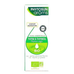 Huile essentielle Thym à Thymol Bio