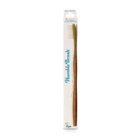 Humble brosse à dent adulte médium bambou vegan