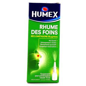 Humex Rhume des foins