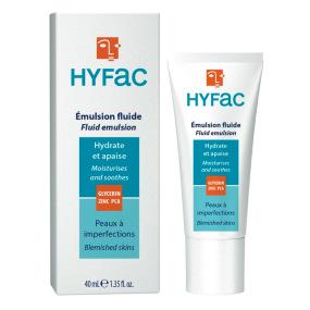 Hyfac émulsion fluide 40 ml