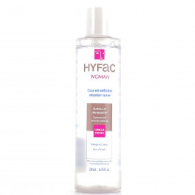 Hyfac woman eau micellaire 200 ml