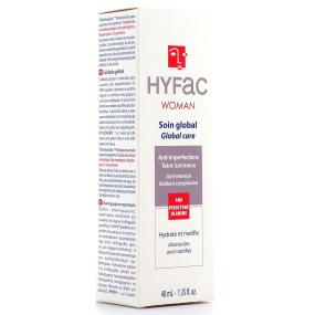 Hyfac Woman soin global 40 ml