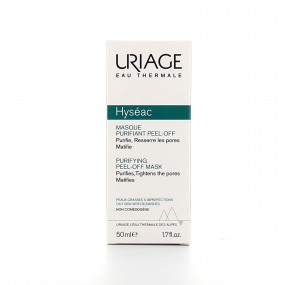 Hyséac Masque Purifiant Peel-Off 50ml