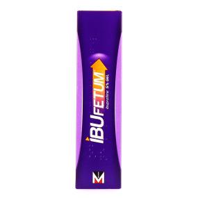 Ibufetum Ibuprofène 5% Gel