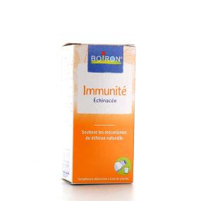 Immunité Échinacée