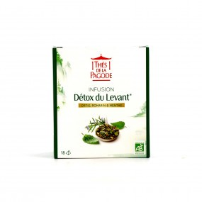 Infusion Détox du Levant