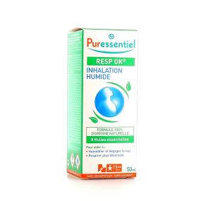 Inhalation Humide Respiratoire en 50 ml