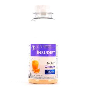 INSUDIET Toplett goût Orange 30g