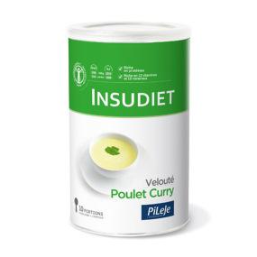INSUDIET Velouté Poulet Curry 300g