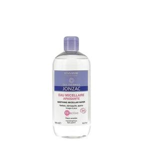 JONZAC REactive Eau micellaire apaisante 500 ml et lot de 2x500 ml