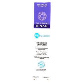 JONZAC REhydrate Soin Riche Réhydratant