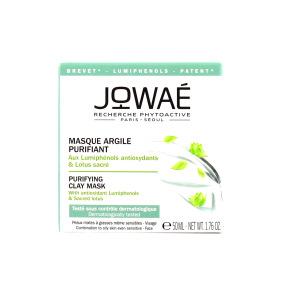 Jowae - masque d'argile purifiant - 50ml