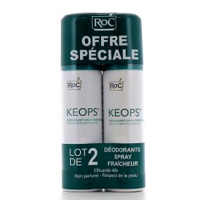 Keops déodorant spray fraicheur
