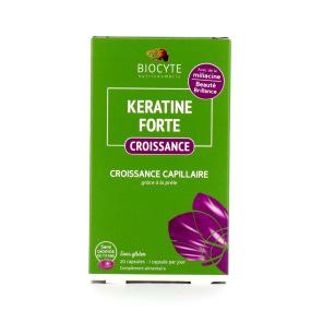 Keratine Forte Croissance Capillaire