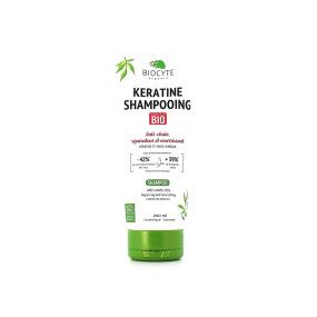 Keratine Shampooing Bio anti-chute reparateur et nourissant