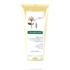 Klorane Baume Après-shampooing à la cire de Magnolia Brillance 200ml