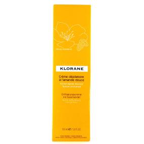 Klorane Crème dépilatoire à l'amande douce