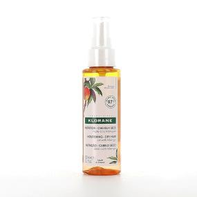 Klorane Huile Nutrition Cheveux Secs mangue
