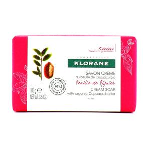 Klorane Savon Crème Feuille de Figuier 100g