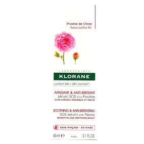 Klorane Sérum SOS à la Pivoine 65ml