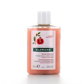 Klorane Shampooing Grenade Éclat Cheveux colorés