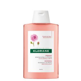 Klorane Shampooing à la pivoine Apaisant 200ml