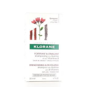 Klorane Shampooing Fortifiant et stimulant Quinine et vitamine B