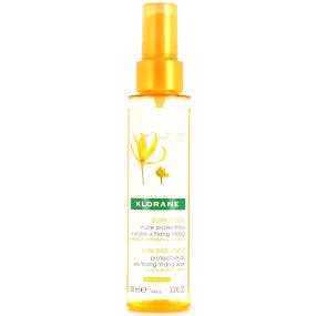 Klorane soin soleil huile protectrice à la cire d'ylang-ylang en 100ml