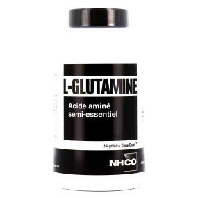 L GLUTAMINE 84 gélules NHCO