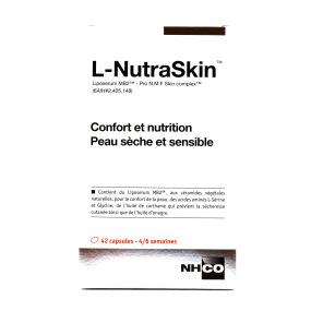 L-NutraSkin Confort et nutrition des peaux sèches NHCO