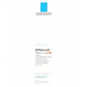 La Roche Posay Effaclar DUO + plus SPF30