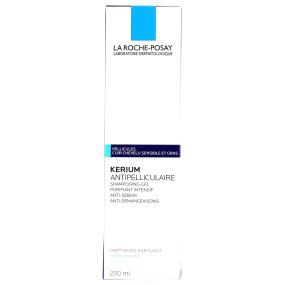 La Roche posay Kerium Shampooing-gel antipelliculaire