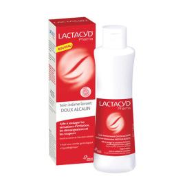 Lactacyd Pharma soin intime lavant doux alcalin 250 ml